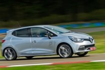 ���-���� Renault Clio RS ������� �� ����� �������
